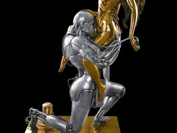 Techno Lover by Artist Rudolfo Bucacio  (10817049)
