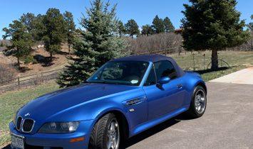 2002 BMW M Roadster rwd 330 HP
