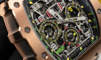 Richard Mille RM 11-03 Rose Gold and Titanium Automatic Flyback Chronograph