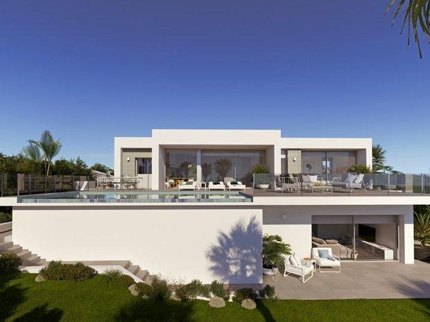 Villa in el Cim del Sol, Valencian Community, Spain 1