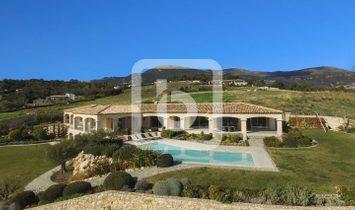 House in Roquefort-les-Pins, Provence-Alpes-Côte d'Azur Region, France