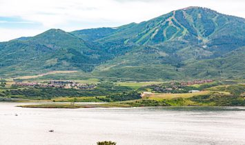 New Lakefront Community With Views Of Deer Valley Resort & Jordanelle Reservoir