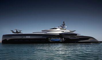 """CENTAURO 110m (360' 11"""") Custom Yacht 2024"""