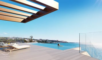 Penthouse in Estepona, Andalusia, Spain