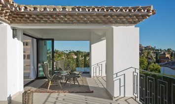 New Classic Style Villa in Marbella
