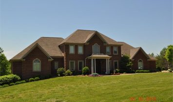 House in Somerset, Kentucky, United States of America