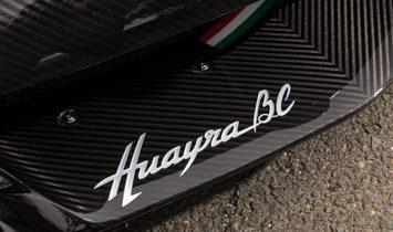 Pagani Huayra BC