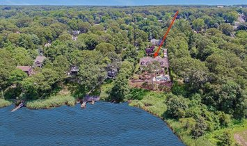 Custom Home on the Manasquan River