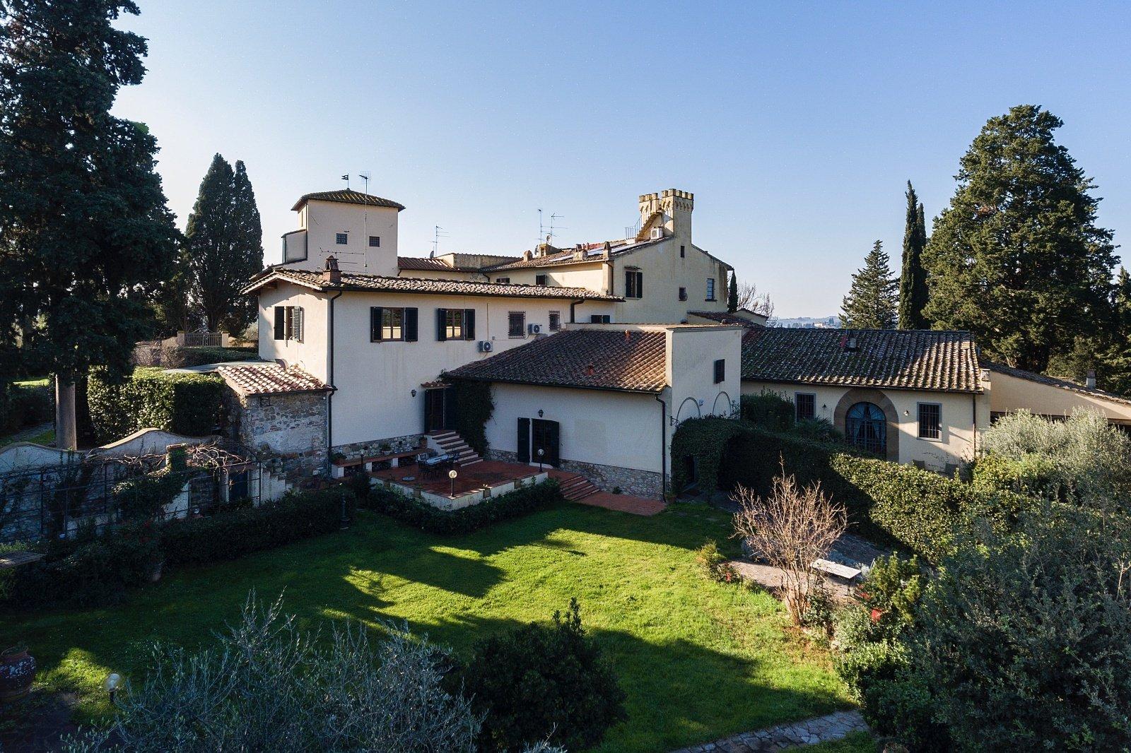 Villa in Tuscany, Italy 1 - 10827468