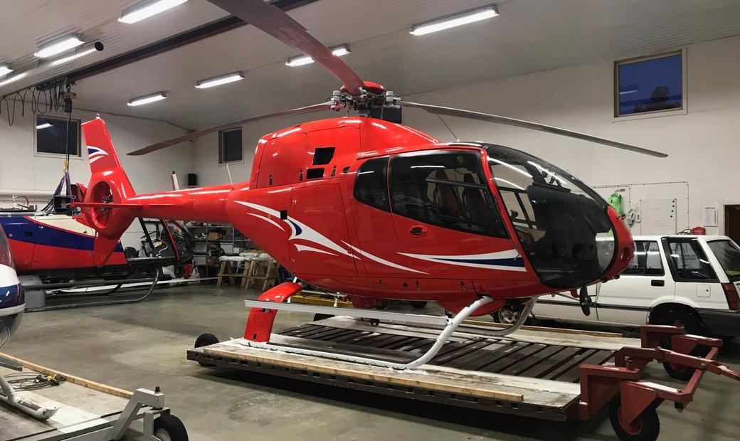 Eurocopter EC120B