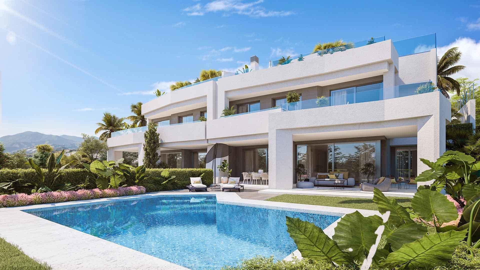 villa in Marbella, Andalusië, Spanje 1 - 10829262