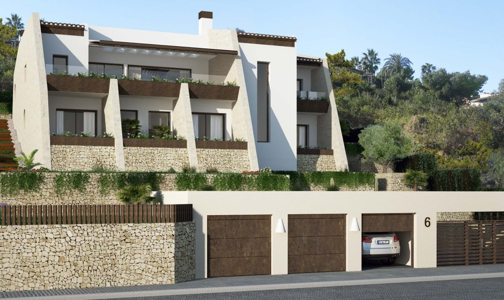 Jávea-Xabia Villa