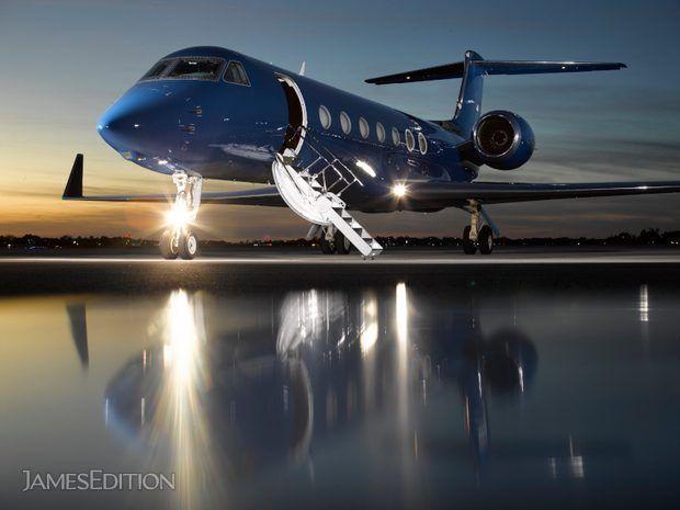 Pristine Gulfstream G550 - Stunning Cosmetics! (10829424)