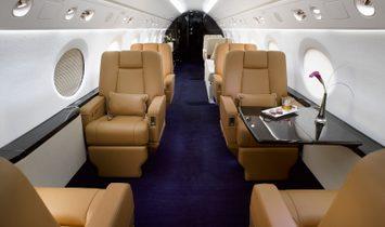 Pristine Gulfstream G550 - Stunning Cosmetics!