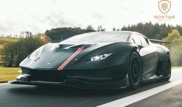 2020 Lamborghini Huracan Performante rwd