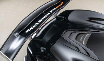2016 Mclaren P1 GTR