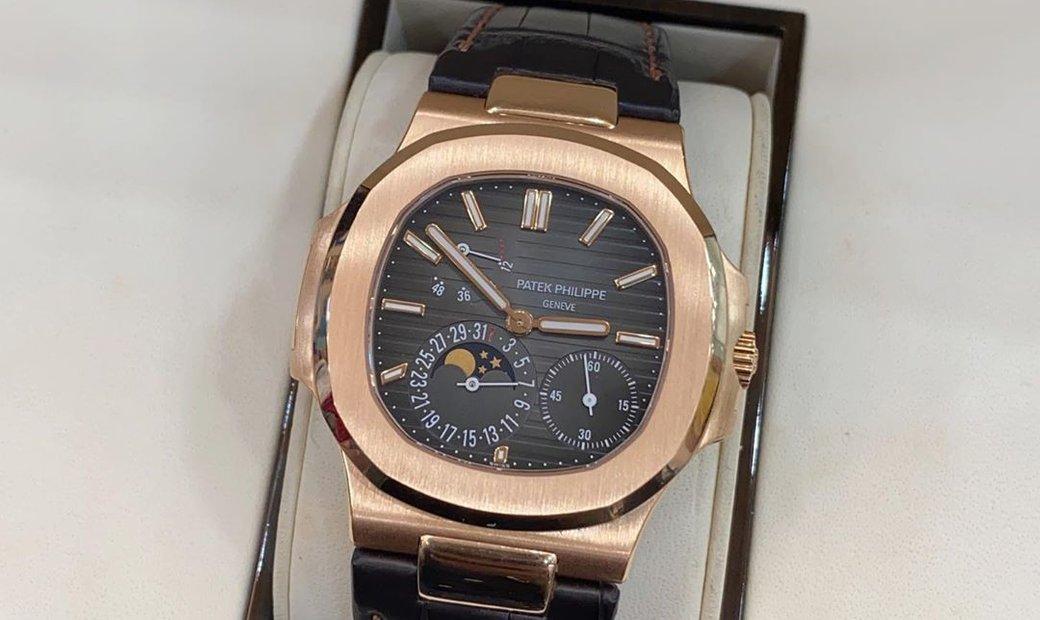 Patek Philippe Nautilus 5712R-001 Rose Gold