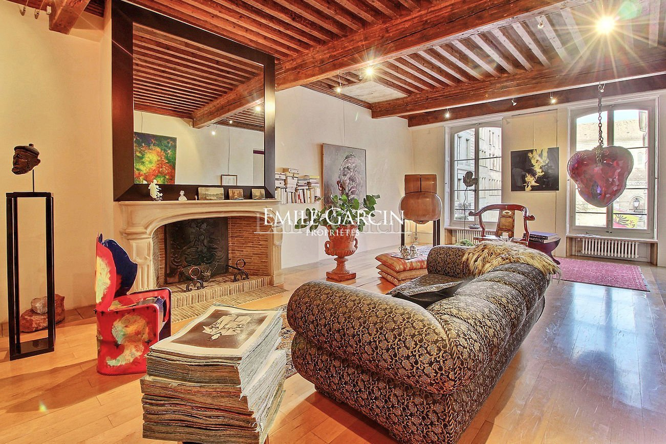 Beautiful apartment for sale, Old Town of Geneva, with in ...