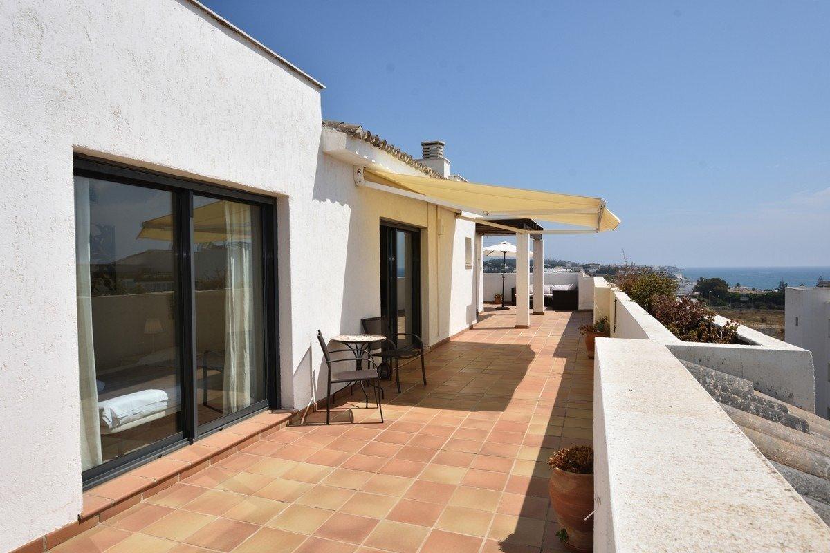 Penthouse in La Cala de Mijas, Andalusia, Spain 1 - 10833574