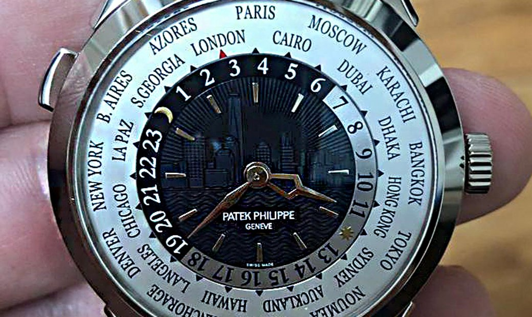 Patek Philippe [NEW] 5230G World Time New York 2017 Edition