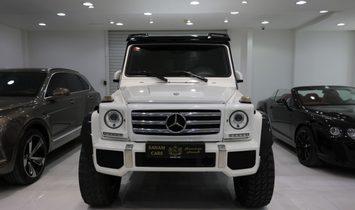 2014 Mercedes-Benz G 63 AMG awd