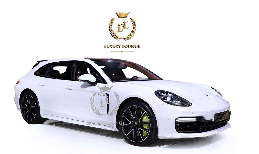 2018 Porsche Panamera Turbo S awd