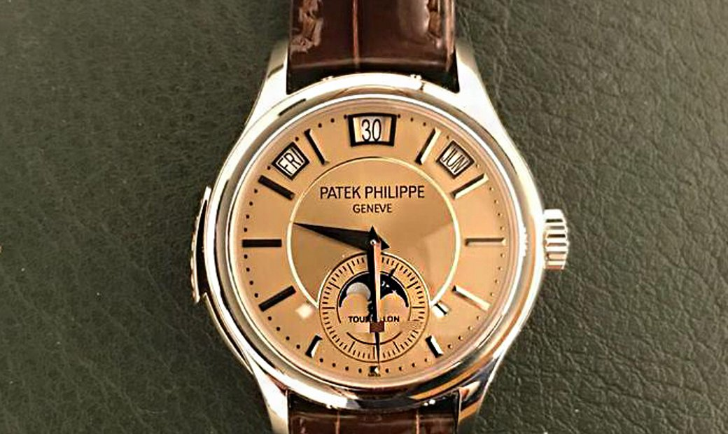 Patek Philippe [2011 USED] 5207P Perpetual Calendar Minute Repeater Tourbillon