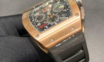 Richard Mille RM 011 FM Felipe Massa Rose Gold and Titanium