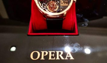 Jacob & Co. 捷克豹 [NEW] Opera Godfather Musical Watch OP110.40.AG.AB.A