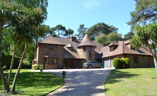 House in Poole, England, United Kingdom