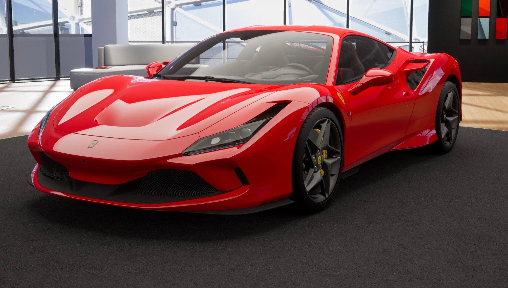 2020 Ferrari Ferrari F8 Tribute In Charlottenburg Berlin Germany For Sale 10835067