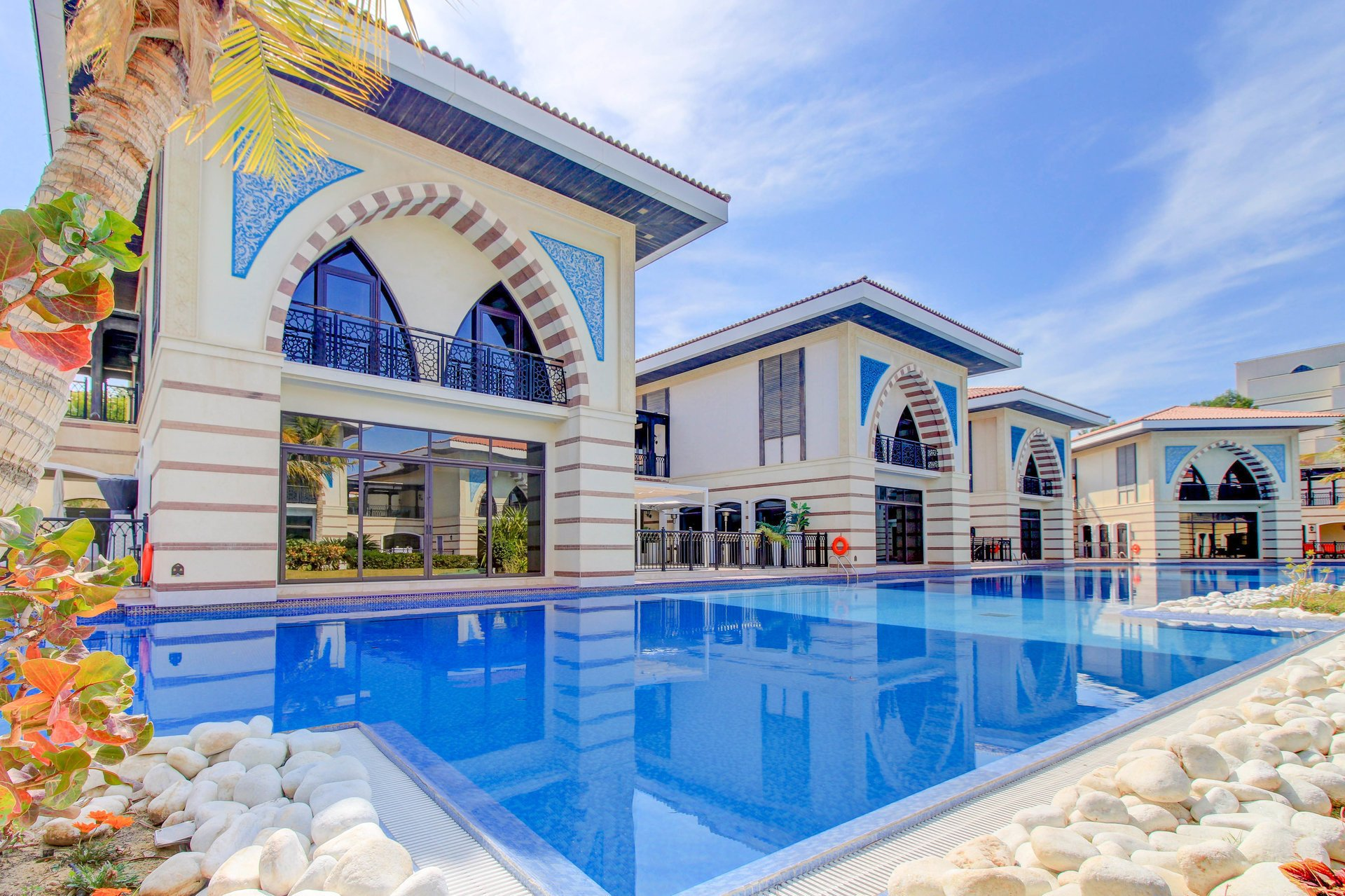 Villa in The Palm Jumeirah, Dubai, United Arab Emirates 1