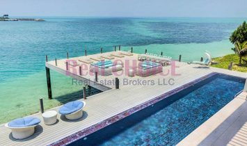 Villa in a Private Island|Luxurious Spacious 4BR