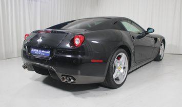 2010 Ferrari 599 GTB Fiorano rwd