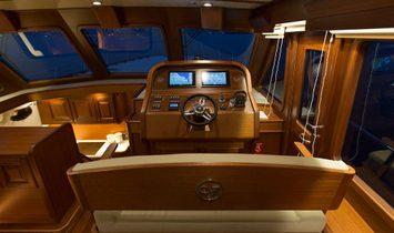 New Vicem 58 Classic Motor Yacht