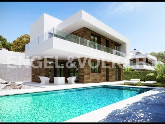 House in L'Albir, Valencian Community, Spain 1