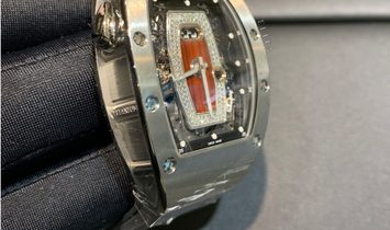 Richard Mille RM 037 Ladies Automatic White Gold