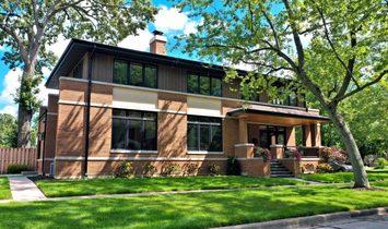 Дом в Уилметт, Иллинойс, Соединенные Штаты Америки 1