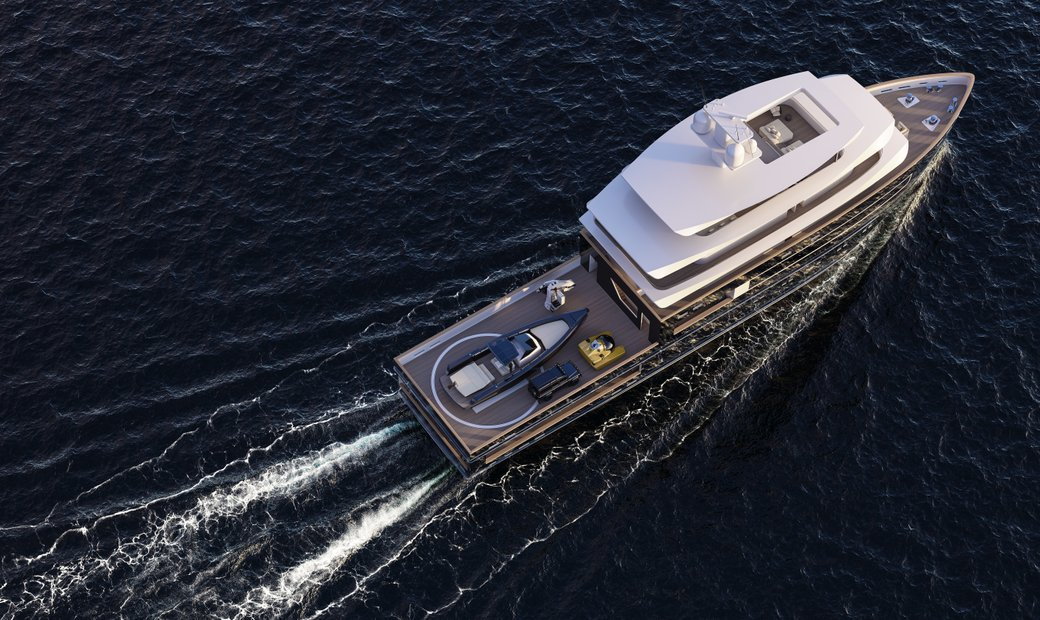 Class 55 - Global Adventure and Exploration Yacht
