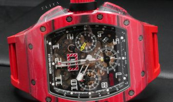 Richard Mille RM 011 FM Felipe Massa Red Quartz