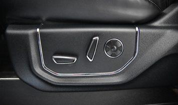 2015 Ford F150 SuperCrew Cab Platinum Pickup 4D 5 1/2 ft