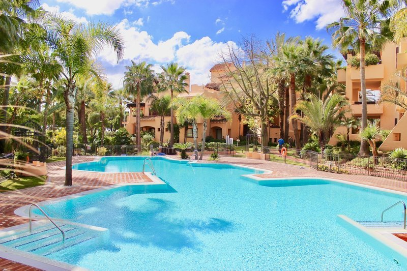 Apartment in Marbella, Andalusia, Spain 1 - 10840875
