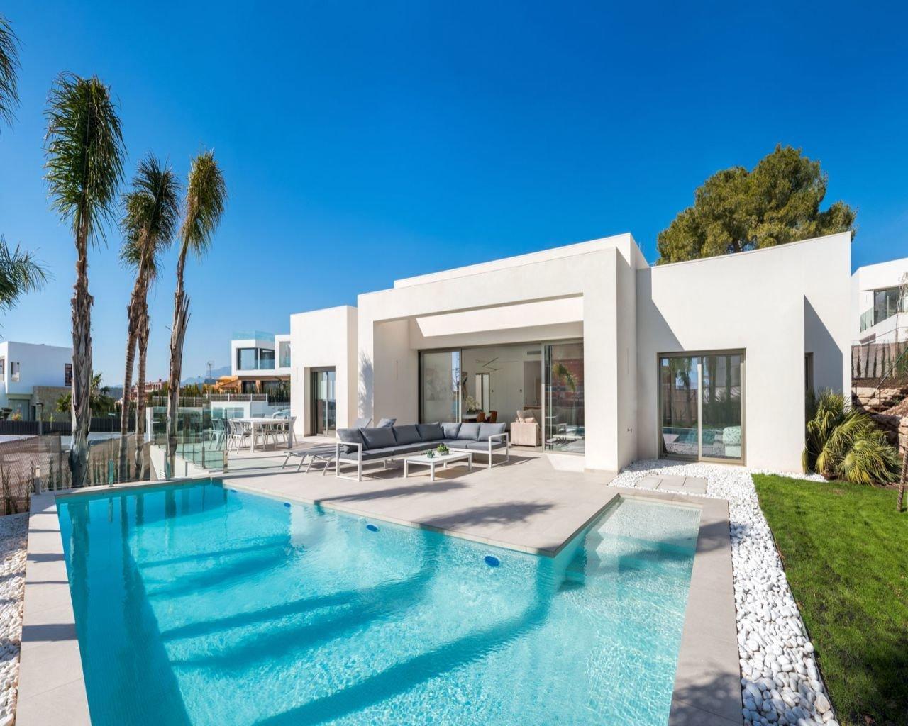 Villa in Finestrat, Valencian Community, Spain 1 - 10842335
