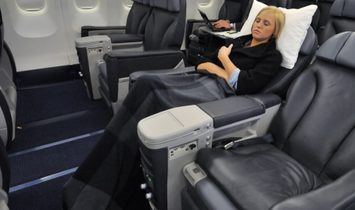 WideBody Charter 767 All First Class, All The Time!