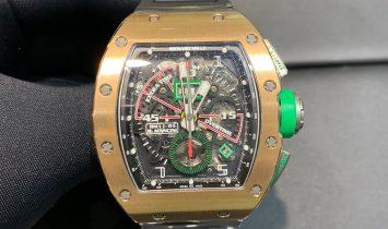 Richard Mille RM 011-01 Roberto Mancini