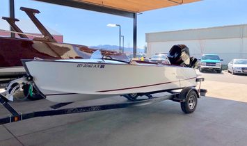 2017 StanCraft 17' RiverBoat