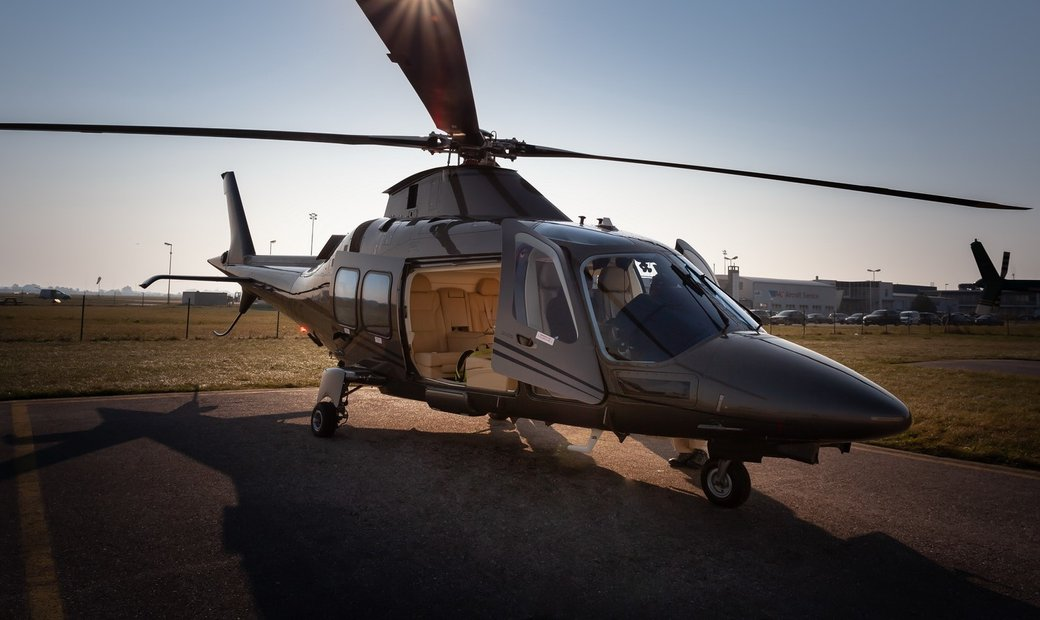 Agusta Westland AW109SP