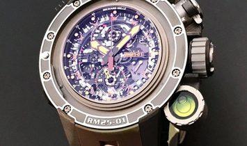 Richard Mille RM 25-01 Sylvester Stallone