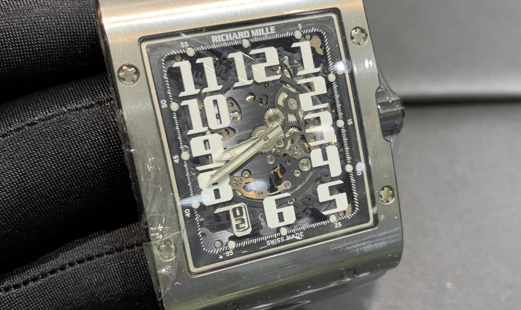 Richard Mille RM 016 Automatic Extra Flat