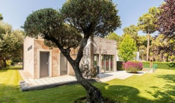 VILLA Maganifica 1 Line Golf and lake-Rustique modern HOUSE